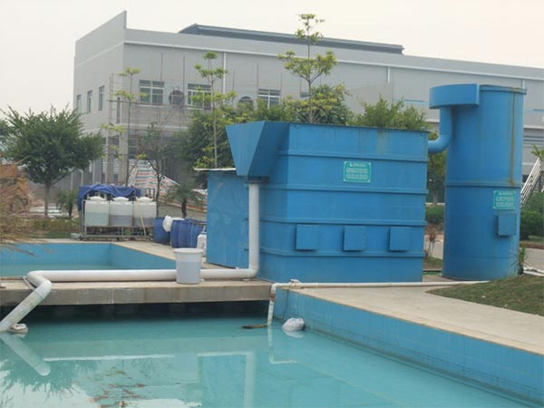 鑫龙水处理厂